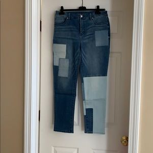 Chico's Girlfriend Ankle Jean
